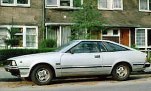 3代目日産・シルビア ハードトップ 1981年5月発売型