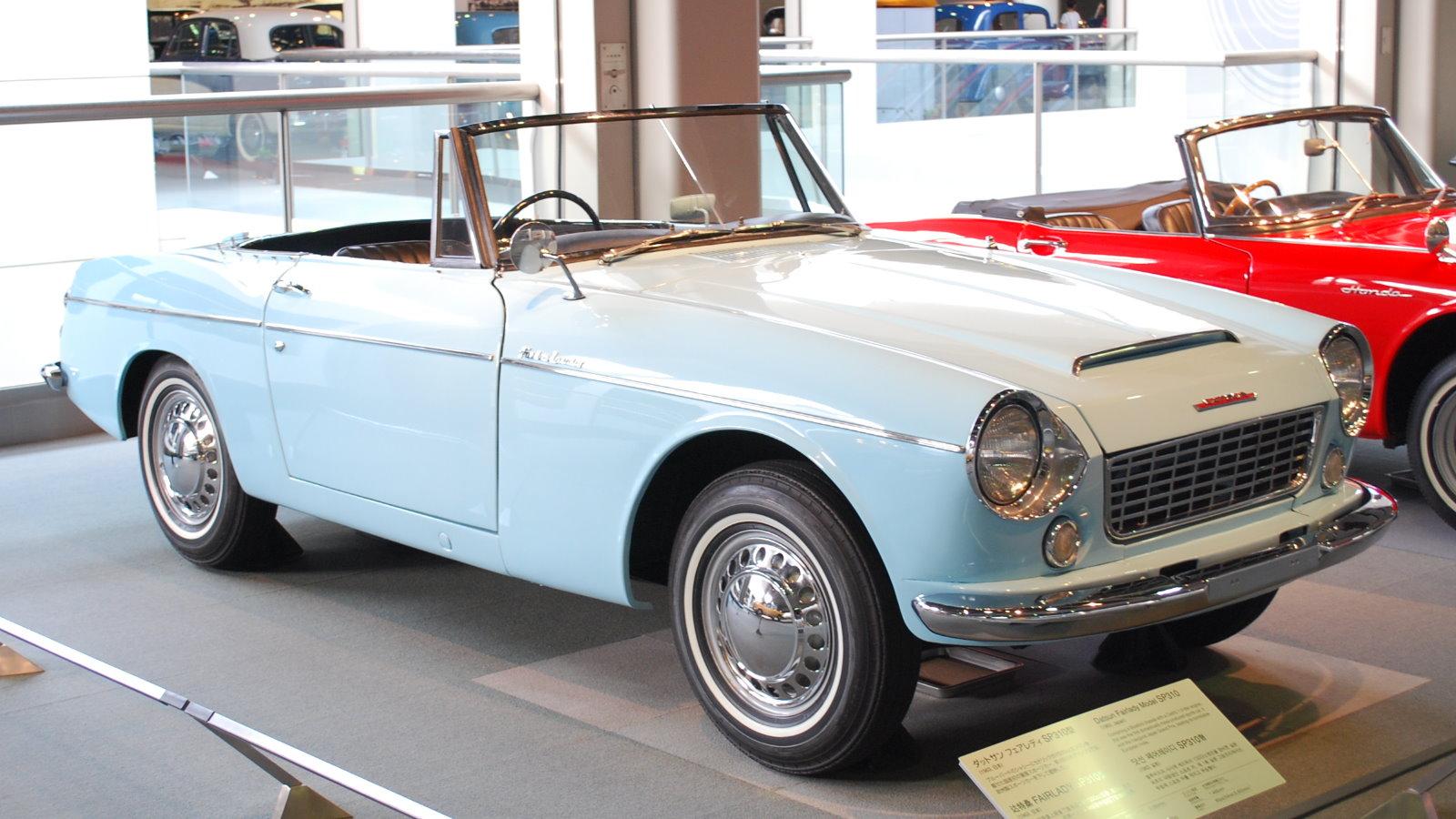ダットサン・フェアレディ SP310 型