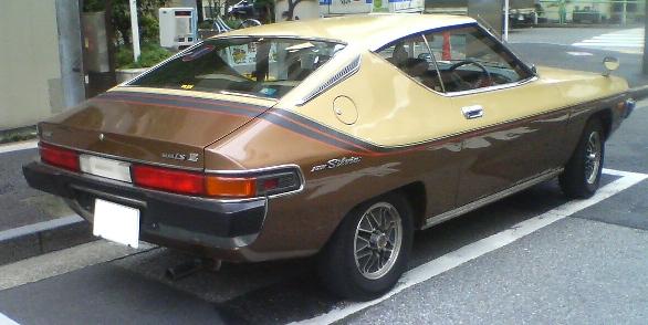 日産ニューシルビア2代目・S10・後期型
