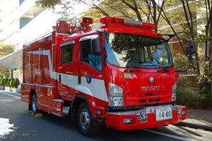 東京消防庁の救助⾞II型