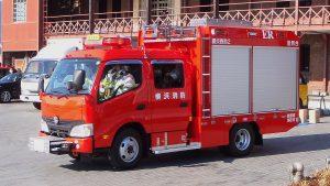 ⼤規模震災⽤ ⾼度救助⾞(ER)横浜市消防局Ⅳ型