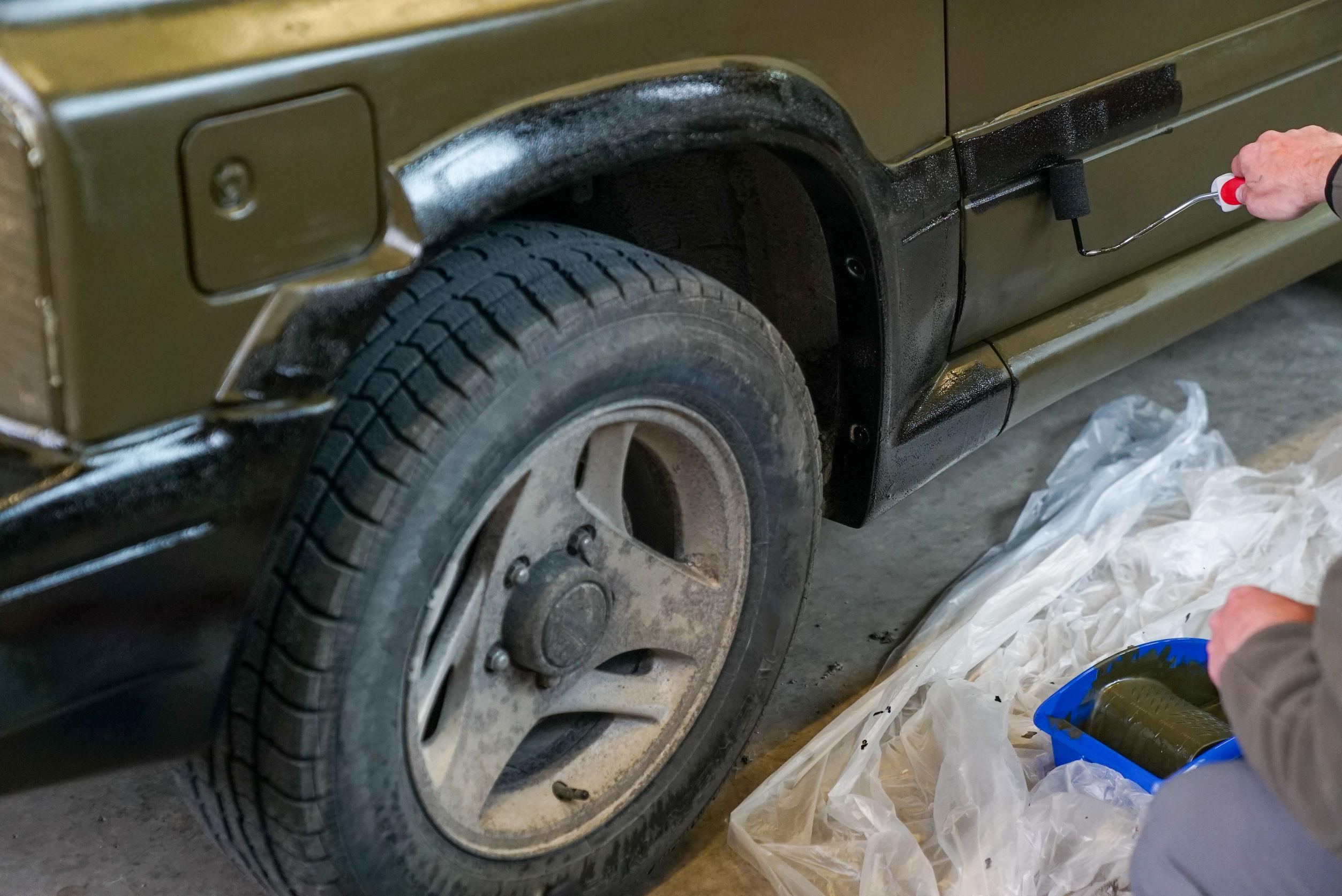 車のDIYには正しい知識と慎重な作業が求められる